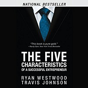 The Five Characteristics of a Successful Entrepreneur AudiobookReview