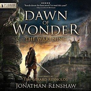 Dawn of Wonder: The Wakening [Book 1] AudiobookReview