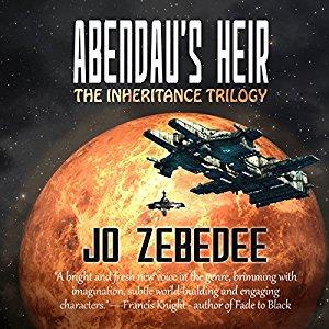 Abendau's Heir: The Inheritance Trilogy [Book 1]Audiobook