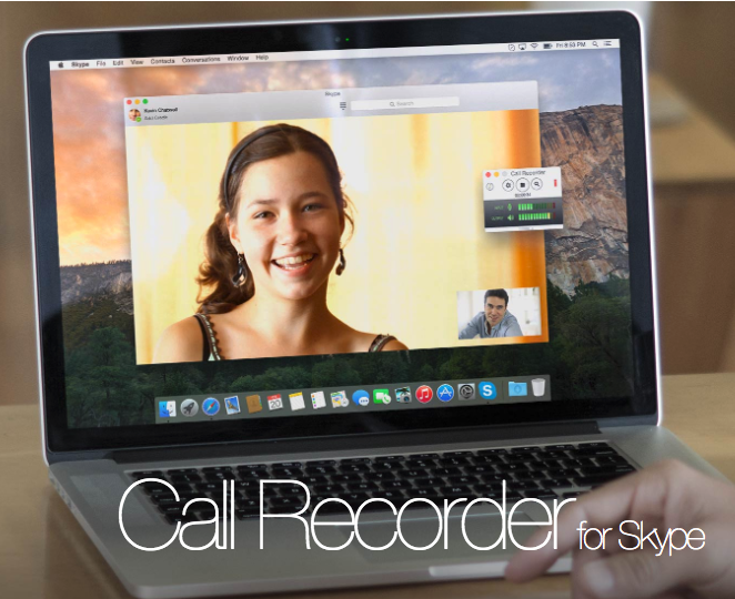 Call Recorder for Skype by Ecamm(Software)