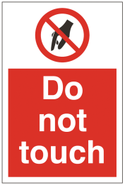 please-do-not-touch-signs-513443