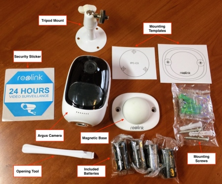 Reolink Argus Security Camera Review/Unboxing – Quella Reviews