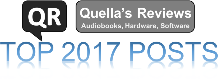 Top Posts of 2017 on QuellaReviews