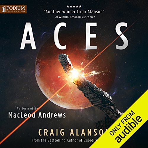 Aces: Book 1 of the Aces Series Audiobook Review
