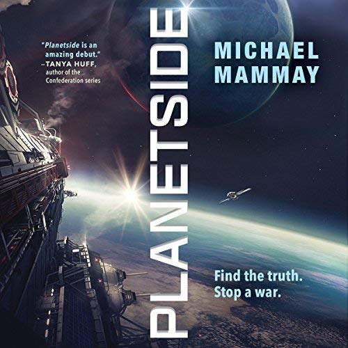 Planetside Audiobook Review