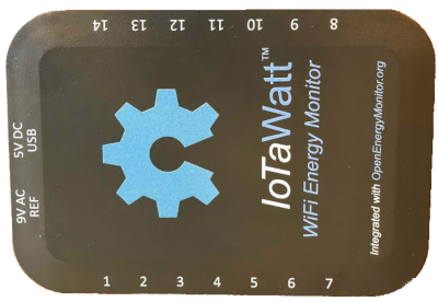 IoTaWatt Energy Monitoring Device Review