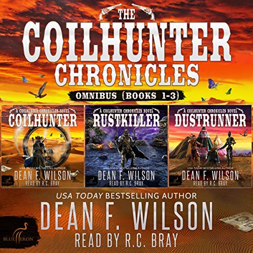 The Coilhunter Chronicles Omnibus Audiobook Review