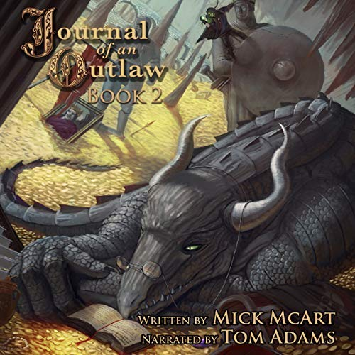 Journal of an Outlaw: Book 2 Audiobook Review