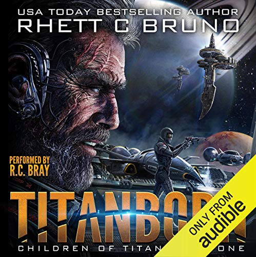 Titanborn Audiobook Review