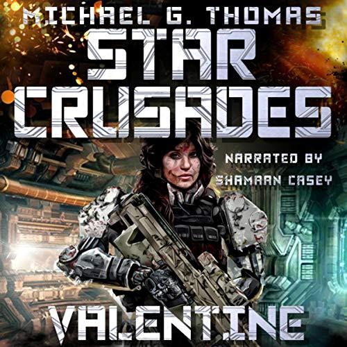 Star Crusades: Valentine AudiobookReview