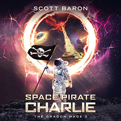 Space Pirate Charlie AudiobookReview