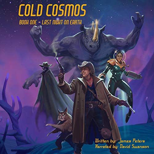 Cold Cosmos Audiobook Review