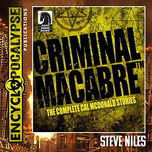 Criminal Macabre Audiobook Review
