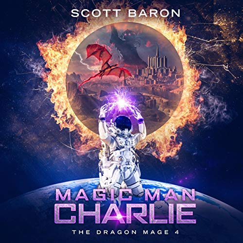 Magic Man Charlie Audiobook Review