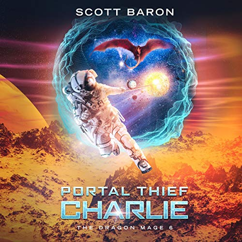 Portal Thief Charlie Audiobook Review
