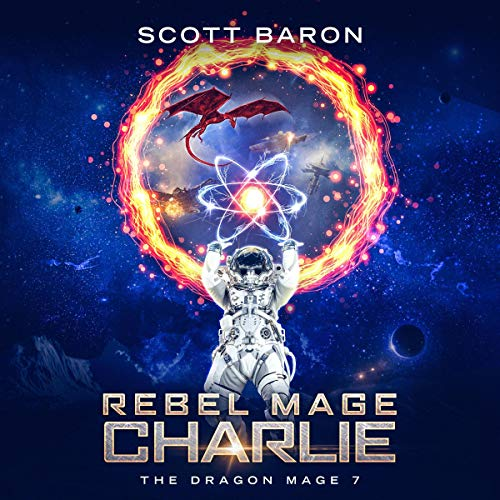 Rebel Mage Charlie Audiobook Review